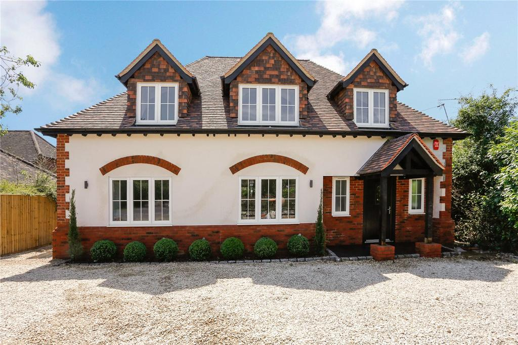 4 Bedrooms Detached House for sale in Moat Lane, Prestwood, Great Missenden, Buckinghamshire, HP16