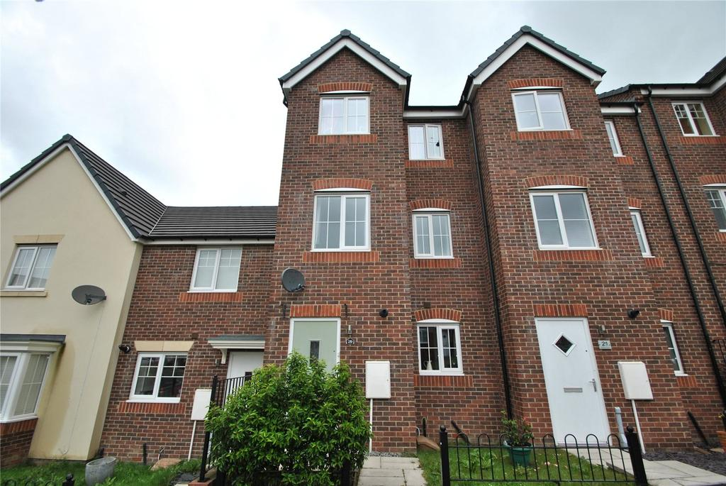 3 Bedrooms Terraced House for sale in Kestrel Close, Easington Lane, Tyne and Wear, DH5