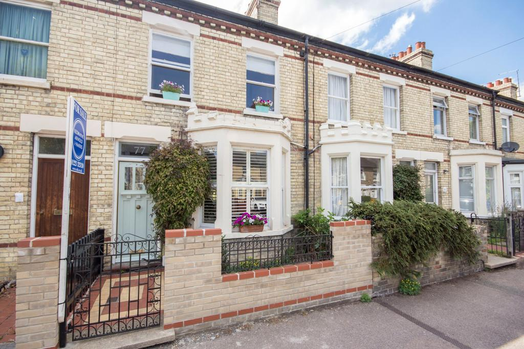 3 Bedrooms Terraced House for sale in Vinery Road, Cambridge