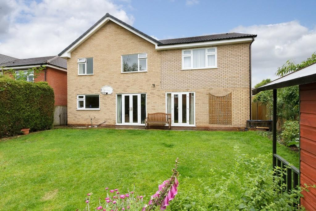 6 Bedrooms Detached House for sale in 6 Deansway, Tarvin, CH3 8LX