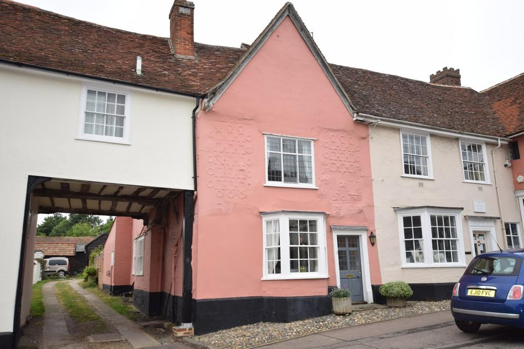 3 Bedrooms Cottage House for sale in High Street, Lavenham CO10 9PR