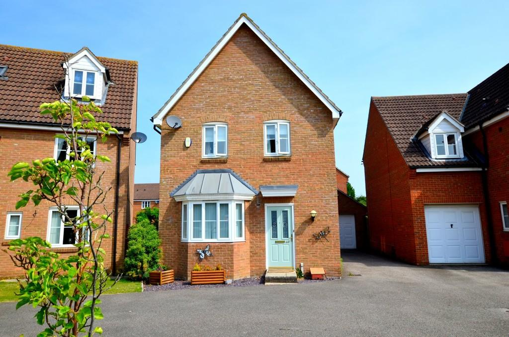 3 Bedrooms Detached House for sale in Wilkinson Drive, Kesgrave