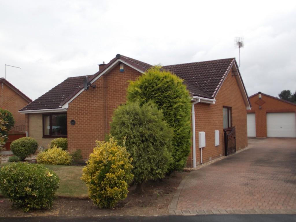 3 Bedrooms Detached Bungalow for sale in Oak Tree Road, Branton