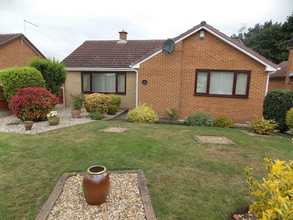 3 Bedrooms Detached Bungalow for sale in Oak Tree Road, Branton