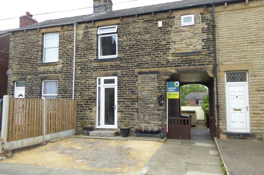 2 Bedrooms Terraced House for sale in Springstone Avenue, Ossett