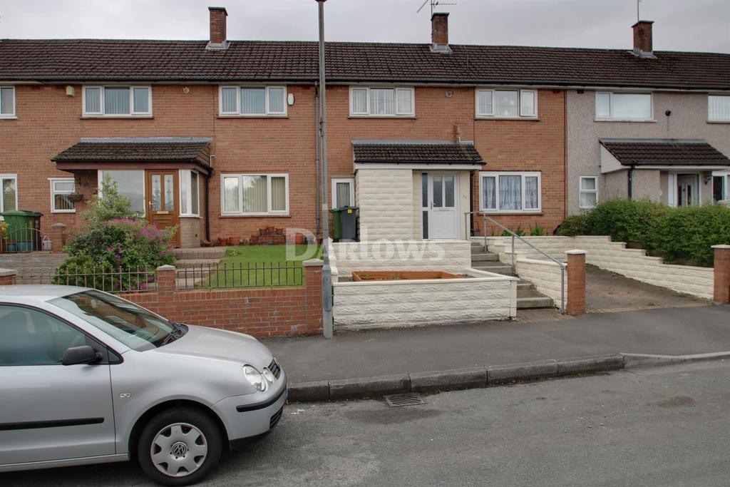 3 Bedrooms Terraced House for sale in Woolacombe Avenue, Llanrumney, Cardiff