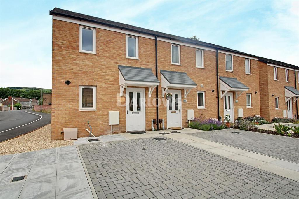 2 Bedrooms End Of Terrace House for sale in Ymyl Yr Afon, Hawthorn