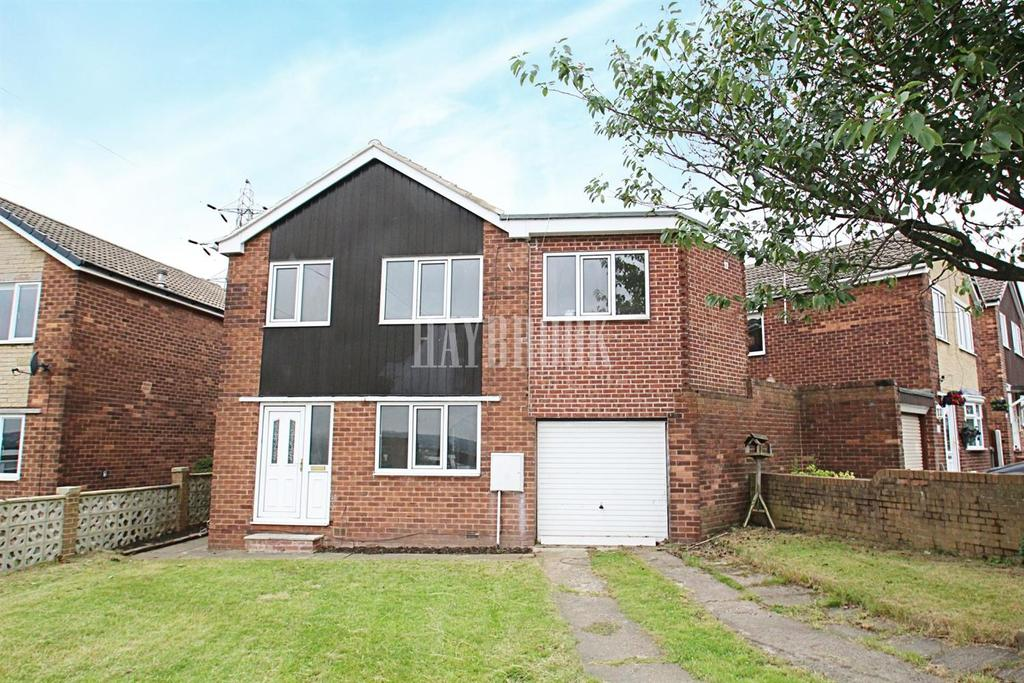 4 Bedrooms Detached House for sale in Churchfields, Kimberworth