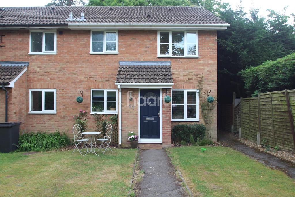 1 Bedroom Terraced House for sale in Fleet