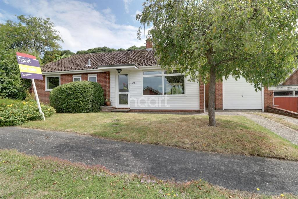 2 Bedrooms Bungalow for sale in Churchill Crescent, Headley, Hampshire