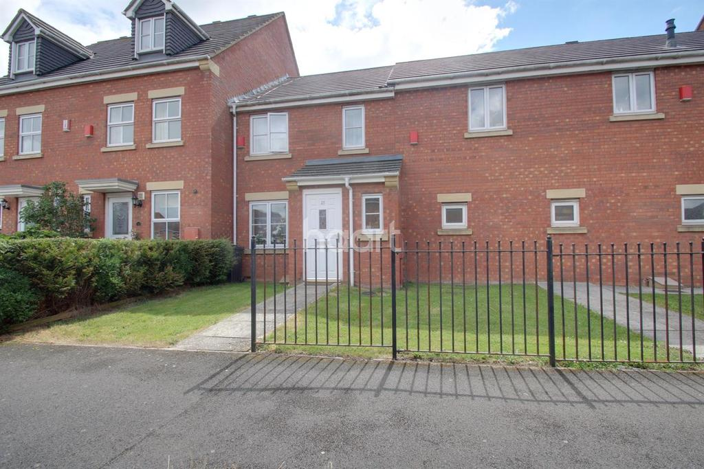 3 Bedrooms Terraced House for sale in NDR, Bridgwater