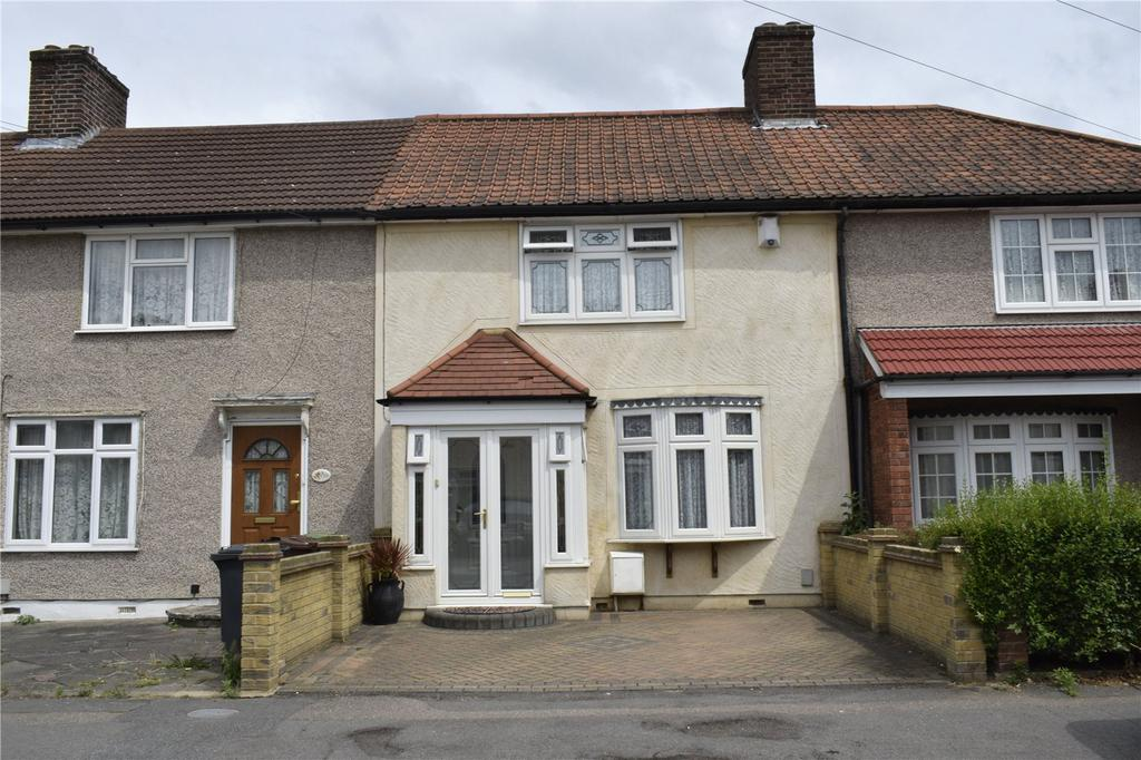 3 Bedrooms Terraced House for sale in Nicholas Road, Dagenham, RM8