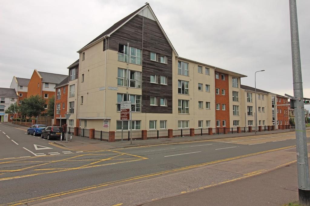 1 Bedroom Apartment Flat for sale in Lock Keepers Court, Blackweir Terrace