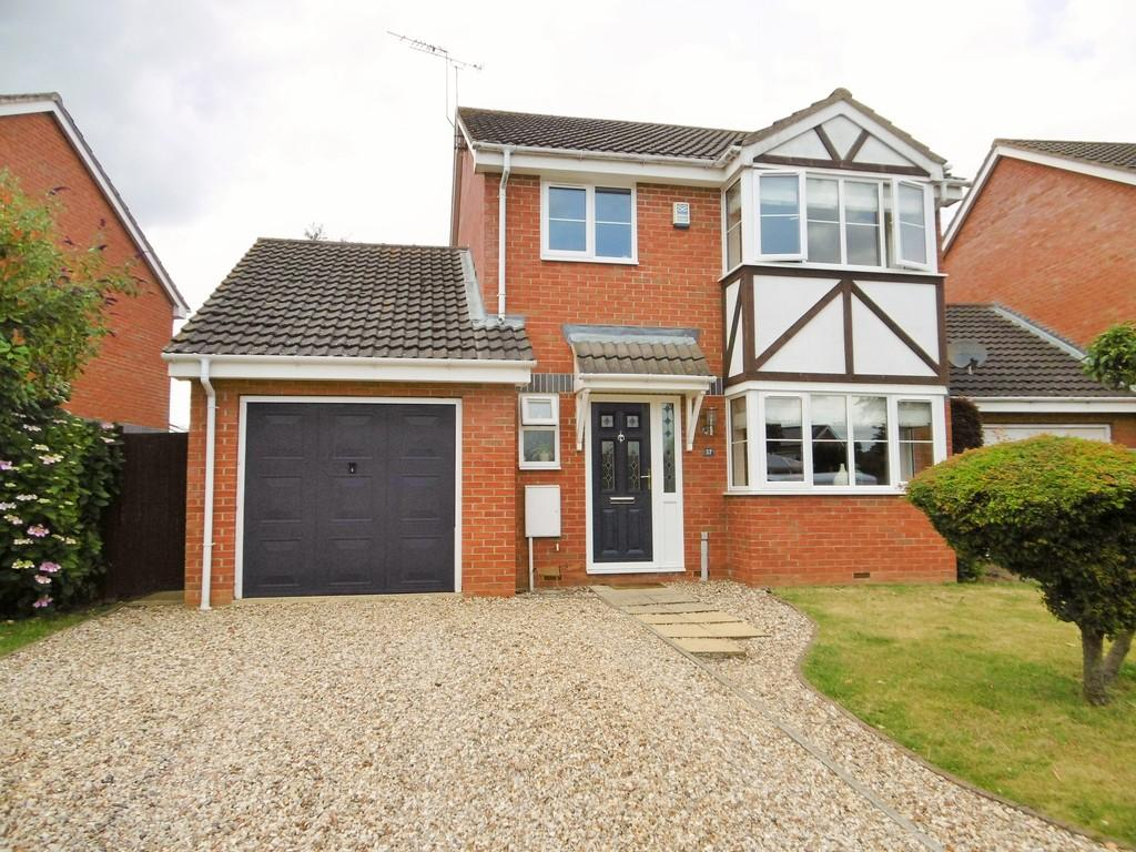 4 Bedrooms Detached House for sale in Hainford