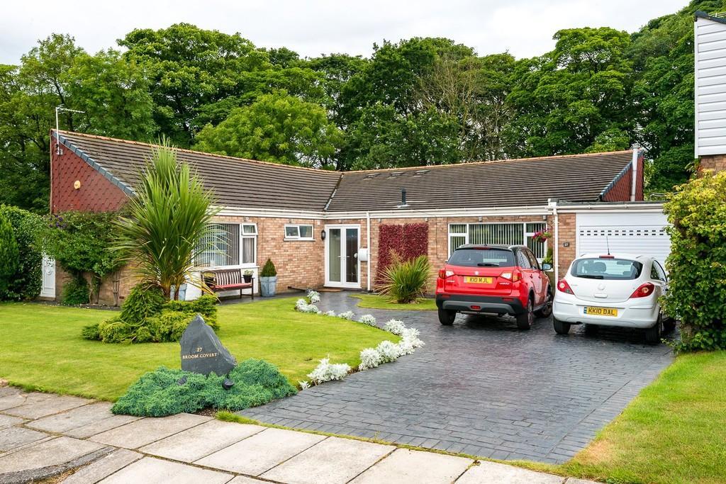 2 Bedrooms Detached Bungalow for sale in Eccleston Gardens, Eccleston Hill