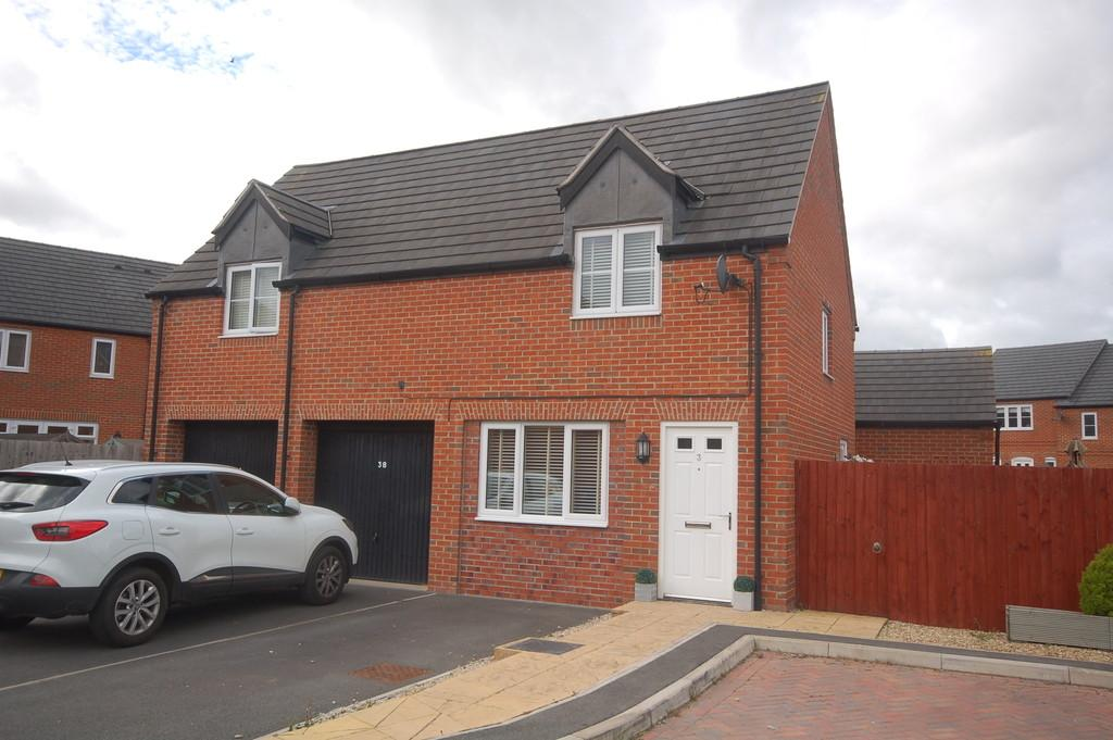 2 Bedrooms Mews House for sale in Rangers Close, Saighton