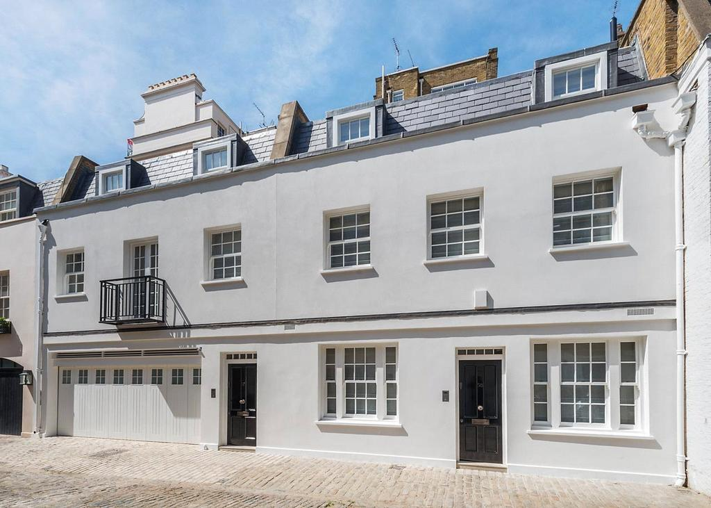 5 Bedrooms Mews House for sale in Eaton Mews North, London, SW1X