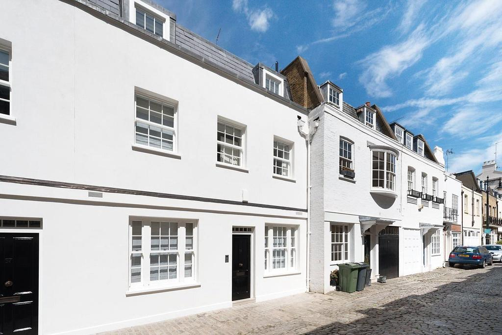 3 Bedrooms Mews House for sale in Eaton Mews North, London, SW1X