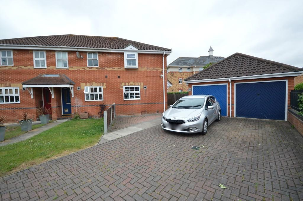 2 Bedrooms End Of Terrace House for sale in Haddon Park, Colchester