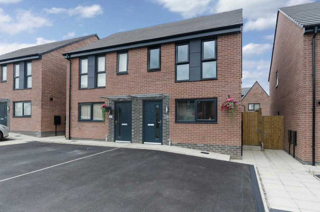 2 Bedrooms Semi Detached House for sale in Earl Street, Fitzwilliam