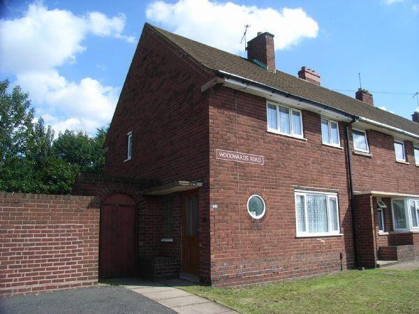 2 Bedrooms Terraced House for sale in Woodwards Road, Walsall