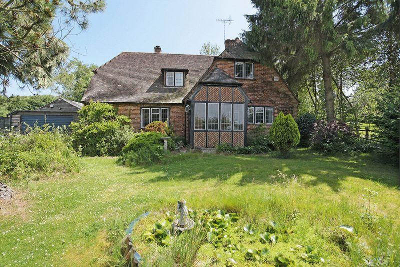 4 Bedrooms Detached House for sale in Knowle Lane, Halland, East Sussex