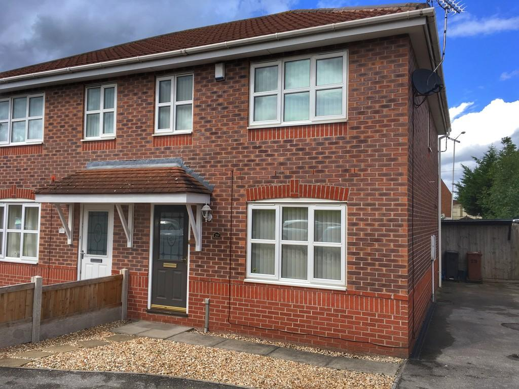 3 Bedrooms Semi Detached House for sale in Cledwen Road, Broughton
