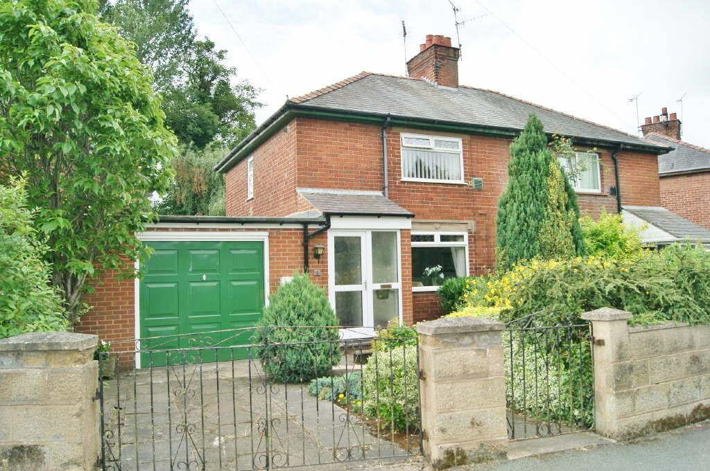 3 Bedrooms Semi Detached House for sale in Belvedere Drive, Wrexham