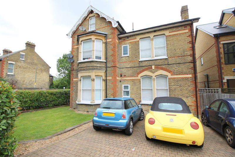 2 Bedrooms Flat for sale in ST JOHN'S ROAD, Sidcup, DA14 4HA