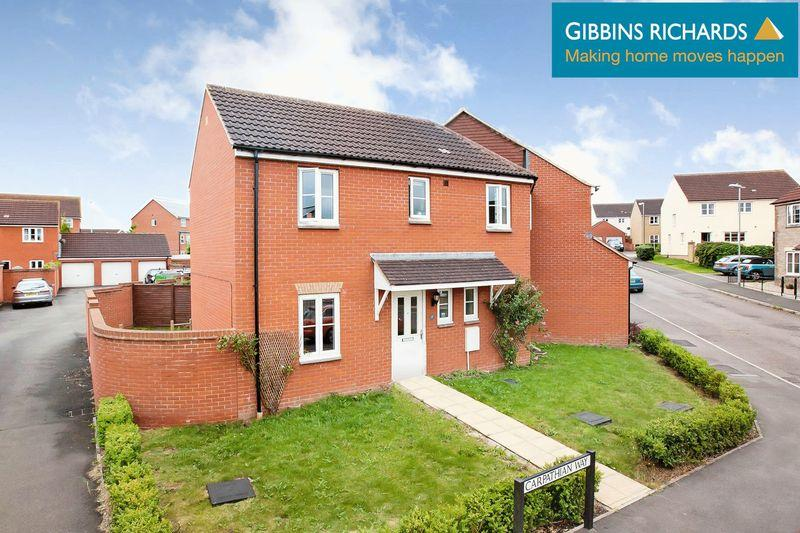 3 Bedrooms End Of Terrace House for sale in Carpathian Way, Bridgwater