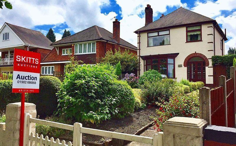 3 Bedrooms Detached House for sale in Birmingham New Road, WOLVERHAMPTON