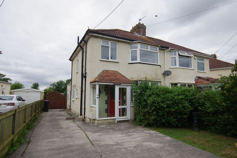 3 Bedrooms Semi Detached House for sale in LYMPSHAM