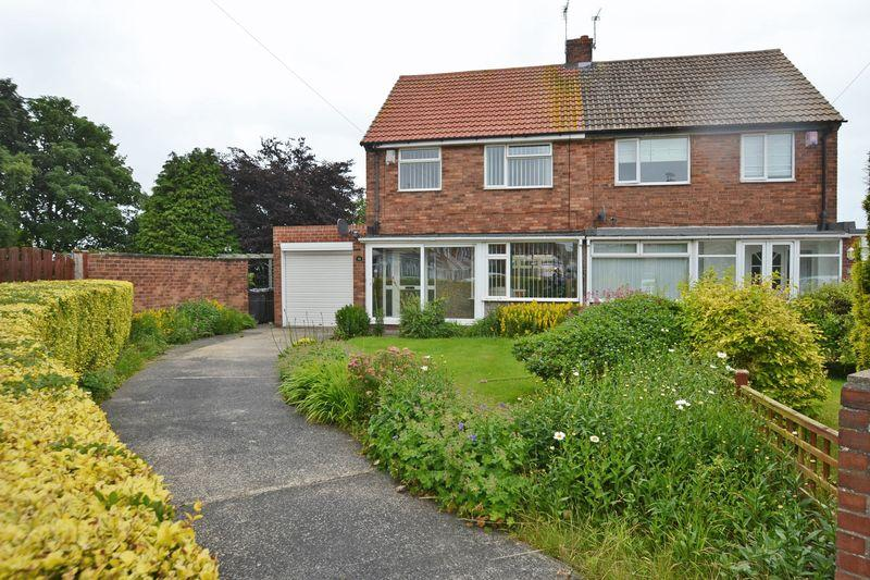 3 Bedrooms Semi Detached House for sale in Allendale Crescent, Newcastle Upon Tyne