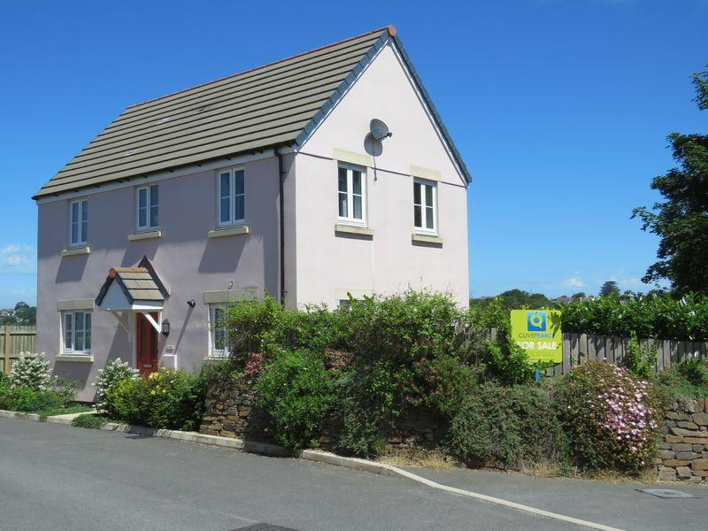 3 Bedrooms Detached House for sale in King Charles Street, Falmouth