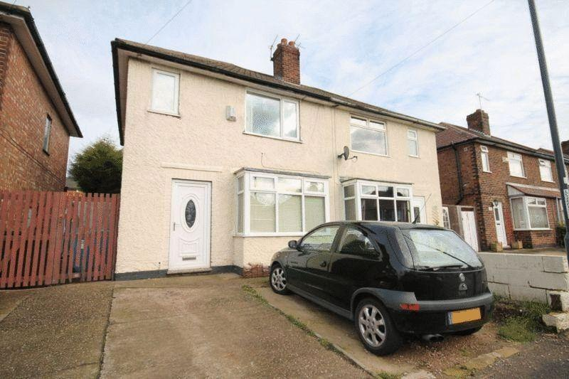 3 Bedrooms Semi Detached House for sale in ALBERT ROAD, CHADDESDEN