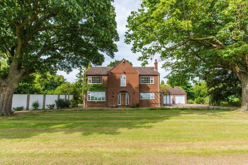 4 Bedrooms Detached House for sale in Chimneys, Swinefleet, Goole DN14
