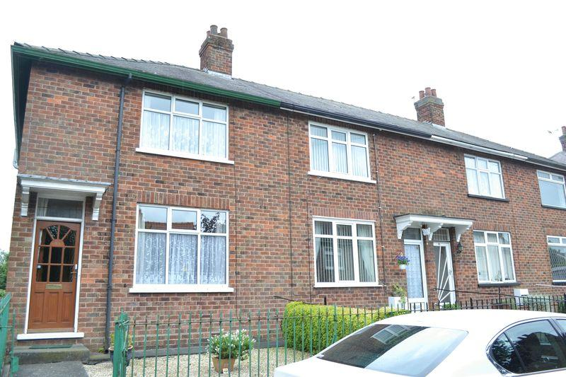 2 Bedrooms End Of Terrace House for sale in Church Lane,Laceby