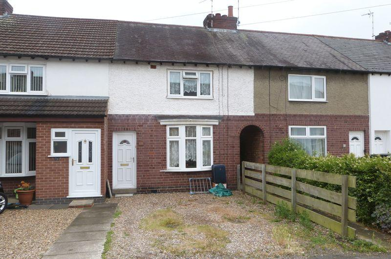 2 Bedrooms Terraced House for sale in Jordan Avenue, South Wigston