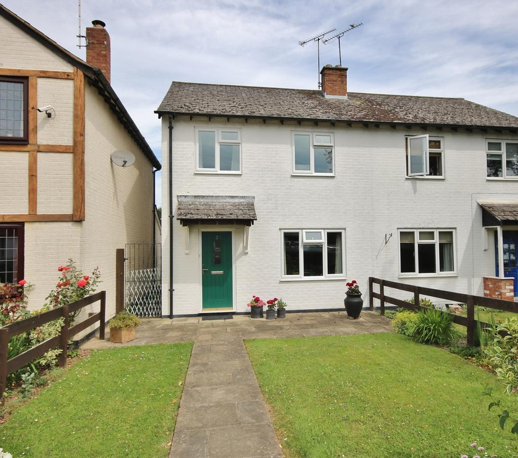 3 Bedrooms Semi Detached House for sale in Bearcroft, Weobley, Hereford, HR4