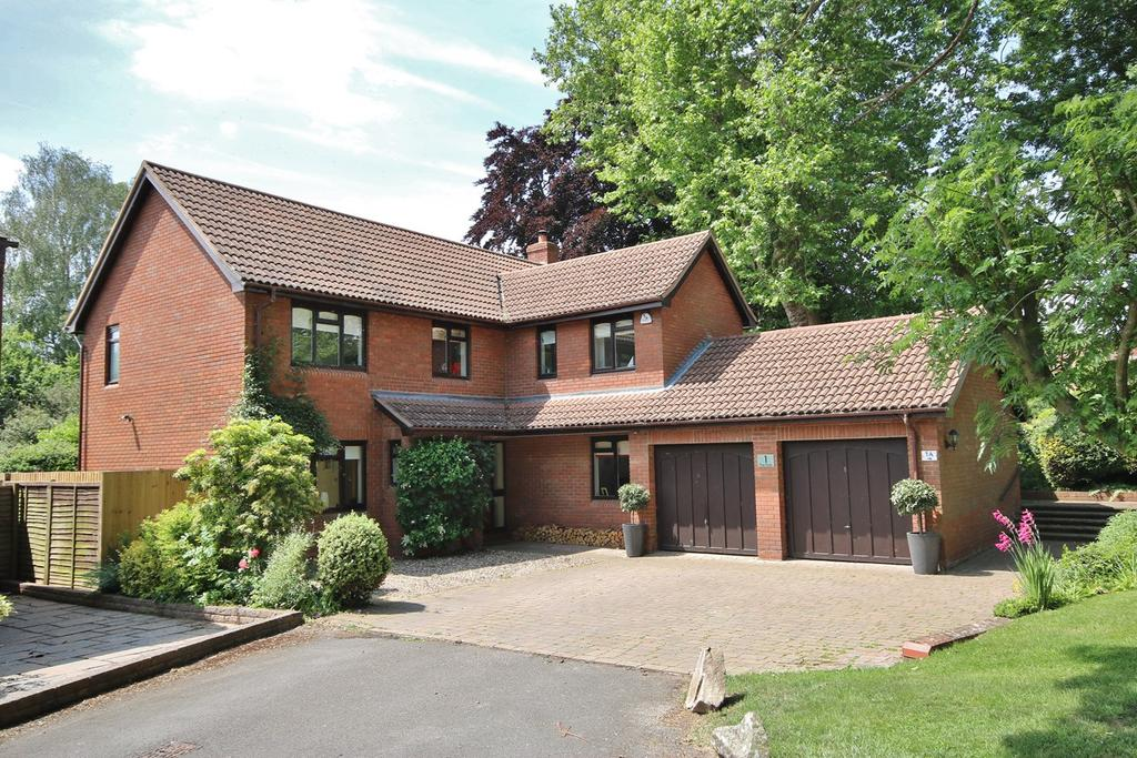 5 Bedrooms Detached House for sale in The Park, Hampton Park, Hereford, HR1
