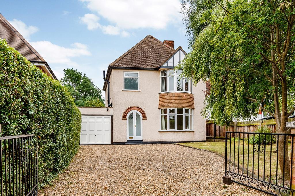 3 Bedrooms Detached House for sale in Weston Way, BALDOCK, SG7
