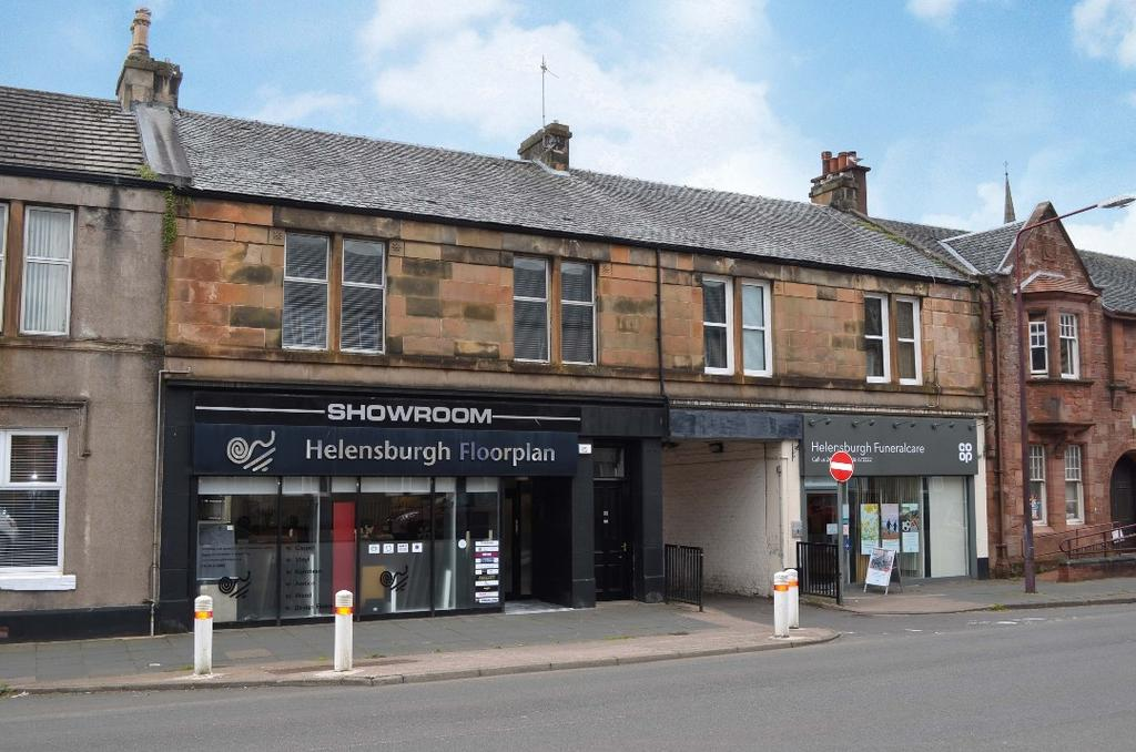 1 Bedroom Flat for sale in West King Street, Helensburgh, Argyll Bute , G84 8UN