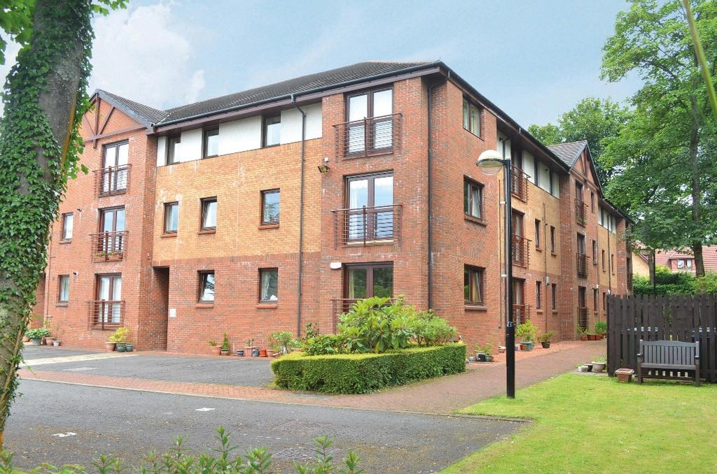 2 Bedrooms Ground Flat for sale in Normanhurst Court, West King Street, Helensburgh, Argyll Bute, G84 8DH