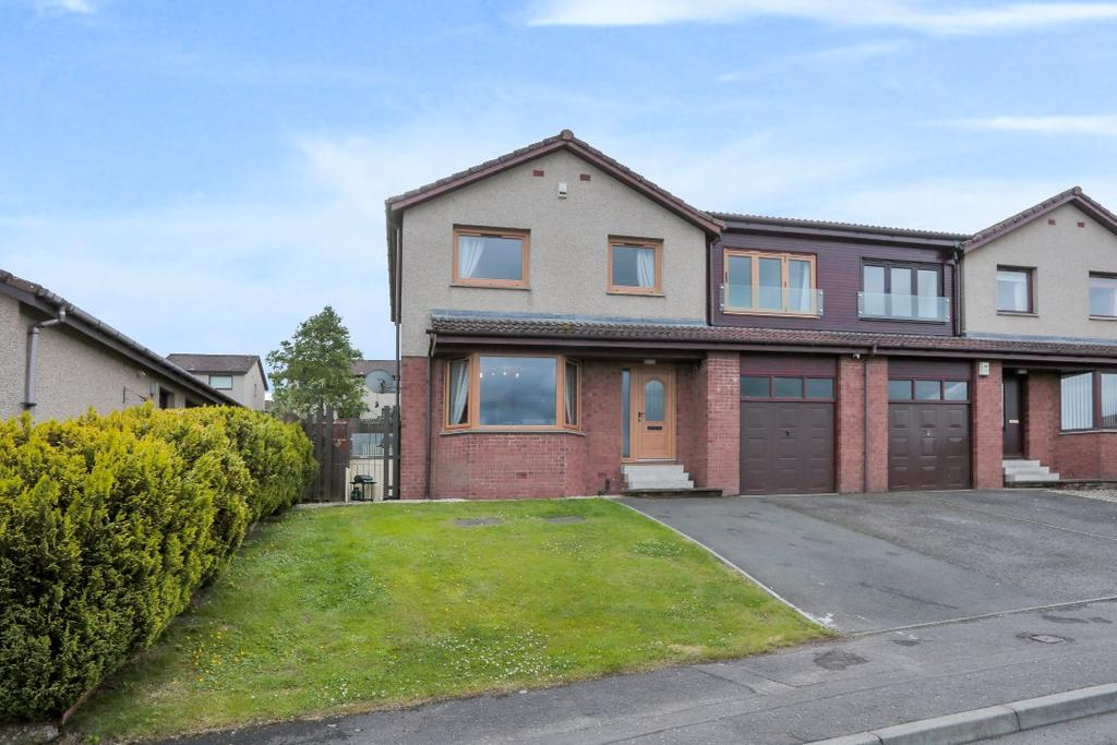 3 Bedrooms Villa House for sale in Robertson Road, Perth, Perthshire , PH1 1SN
