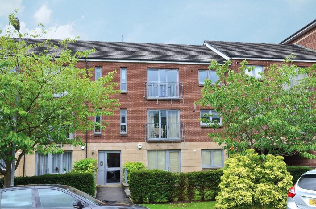 2 Bedrooms Flat for sale in Dalsholm Place, Flat 2/1, Killermont, Glasgow, G20 0UH