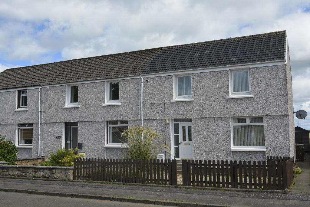 3 Bedrooms Terraced House for sale in Torburn Avenue, Plean, Stirling, FK7 8EB