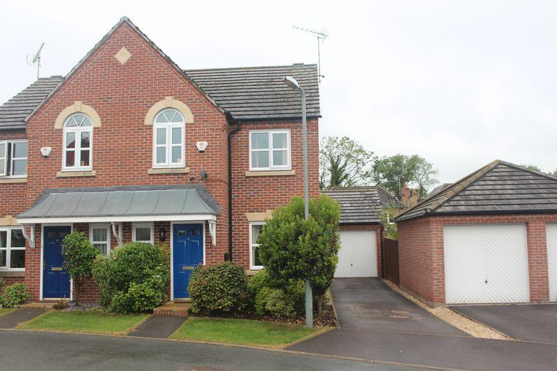 3 Bedrooms Semi Detached House for sale in Alson Street, Wrexham