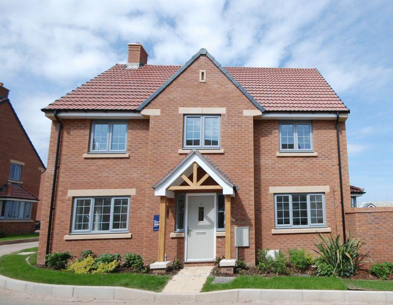 4 Bedrooms Detached House for sale in Vicarage Fields, Wells