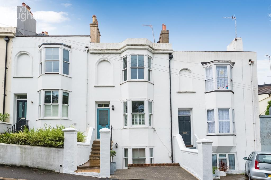 3 Bedrooms Terraced House for sale in Howard Place, Brighton, BN1
