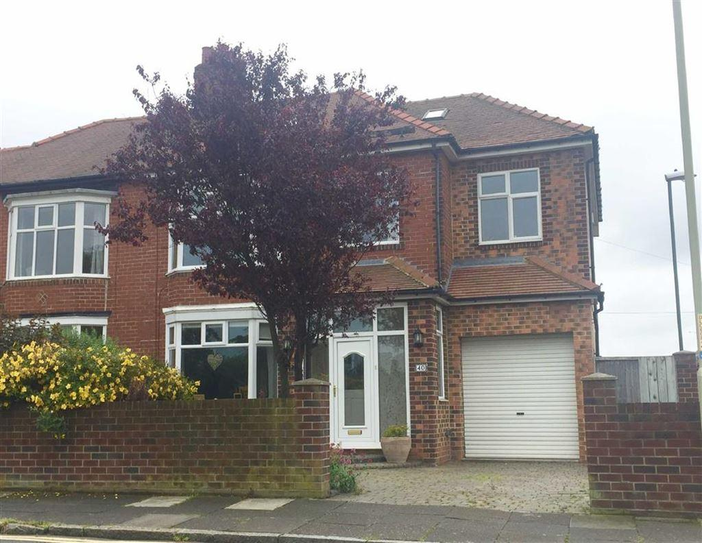 6 Bedrooms Semi Detached House for sale in Grosvenor Road, South Shields, South Shields